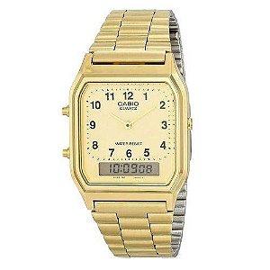 8af74f28530 Relógio Casio Standard AQ-230GA-9DMQ - Arca Joias