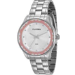34686b248d1 Relógio Feminino Mondaine 99249L0MVNE2 - Arca Joias
