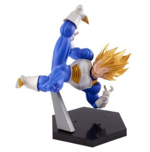Banpresto Scultures Big Dragon Ball Z  Vegeta SSJ