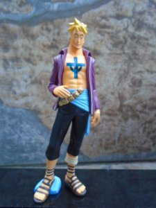 Banpresto 2011 One Piece Marco Trading Art