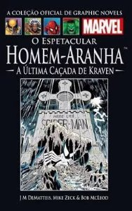 O Espetacular Homem -Aranha - A última caçada de Kraven - Salvat - Capa Dura