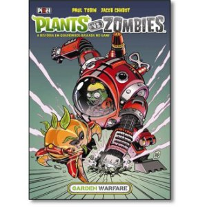 Plants vs Zombies - Pixel - Capa Dura