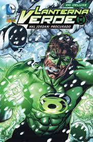 Lanterna Verde - Hal Jordan : Procurado - Panini - Capa Dura