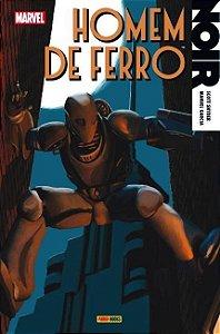Homem de Ferro - Noir - Panini - Capa Dura