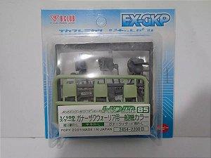 Conjunto de mãos para Gundam Escala 1/100  para customização - EXGKP HDM - Verde