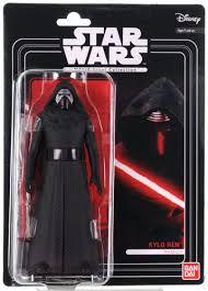 Star Wars Movie Collection Kylo Ren BANDAI