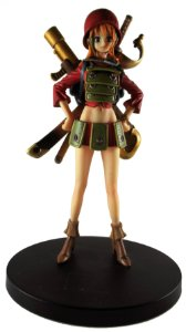 Banpresto DXF One Piece Grandline Lady Nami Film Z Loose