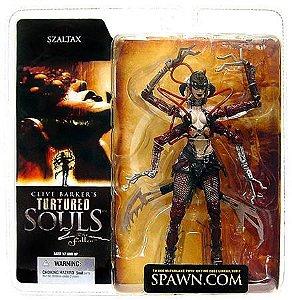 SZALTAX - Tortured Souls - McFarlane Toys