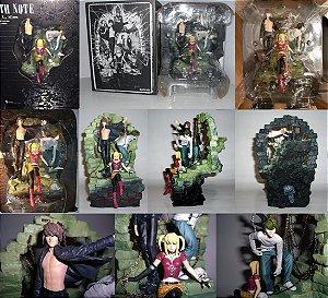 Shueisha Death Note Death Box Box Set Edição De Colecionador Raro