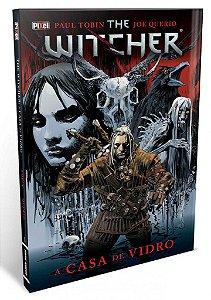 The Witcher N º 1 – A Casa de Vidro – Pixel – Capa Dura