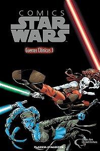 Star Wars – Guerras Clonicas 3 – Planeta Deagostini – Capa Dura
