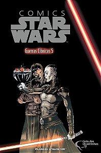 Star Wars – Guerras Clonicas 5 – Planeta Deagostini – Capa Dura