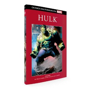 Hulk – Os Cães de Guerra – Salvat – Capa Dura