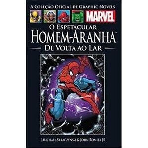 O Espetacular Homem-Aranha: De Volta ao Lar – Salvat – Capa Dura