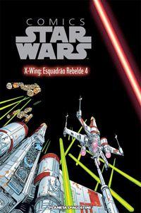 Star Wars – X-Wing Esquadrão Rebelde 4 – Planeta Deagostini – Capa Dura