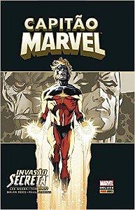 Capitão Marvel Invasão Secreta – Panini – Capa Dura