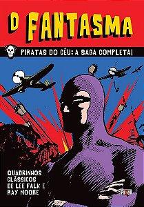 O Fantasma – Piratas da Céu: A Saga Completa – Pixel – Capa Dura