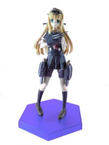 Sega SPM Figure Kantai Collection KanColle kuchikukan Yuudachi Loose