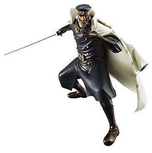 Shiryu da chuva - One Piece - P.O.P DX - Portrait of Pirates - MEGAHOUSE
