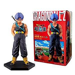 Banpresto Dragon Ball Z Trunks do futuro Figure Collection