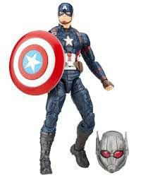 Hasbro Marvel Legends Capitão América Civil War Legends Series BAF  Gigante