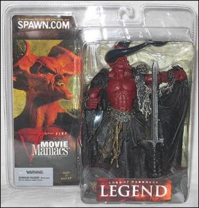 Lord of Darkness – A Lenda – McFarlane Toys