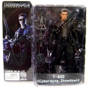 T-800 Cyberdyne Showdown – Exterminador do Futuro 2 – Neca