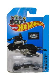 Hot Wheels DC Batman TDKR Bat-Pod 1/64