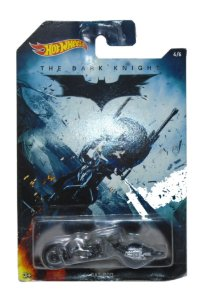 Hot Wheels Batman The Dark Knight - Bat-Pod 1/64