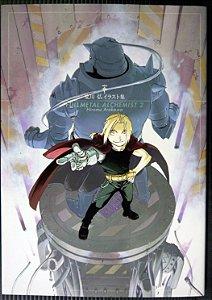 Fullmetal Alchemist - Artbook 2 - Hiromu Arakawa - Square - Enix