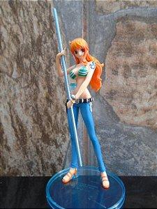 Bandai Styling One Piece Nami com clima Tact