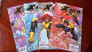 X-men First Class Finals - Mini-serie Completa - Marvel Comics