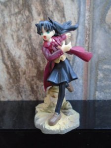 Rin Tohsaka - Fate Stay Night - Type Moon - Gashapon