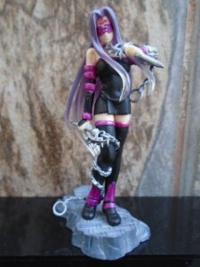 Fate Stay Night Type Moon Rider Gashapon
