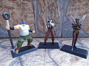 Laguna, Kiros e Ward - Final Fantasy 8 - Set com 03 - Banpresto