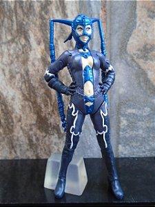 Gashapon figura feminina