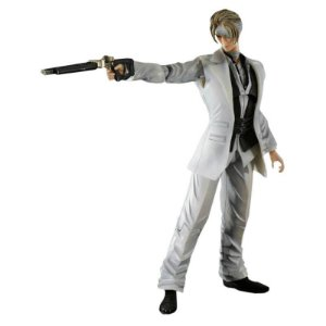 Rufus Shinra - Final Fantasy 7 - Advent Children - Play Arts Kai - Square -Enix