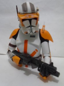 Star Wars Clone Wars Busto Commander Cody