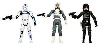 Imperial Pilot Legay - 3 Pack - Star Wars - Hasbro
