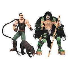 Peter Criss & The Animal Wrangler - Kiss - Psycho Circus - McFarlane Toys