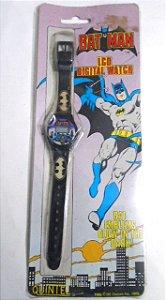 Relógio Batman - Brilha no escuro - VINTAGE 1989
