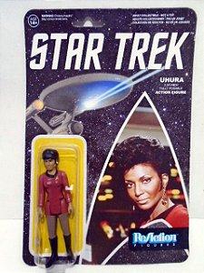 Uhura - Star Trek - Reaction Figures - Funko