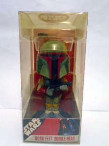 Star Wars Bobble Head Boba Fett