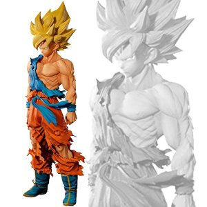 Banpresto Dragon Ball Z Super Masters Stars Piece The  Brush A Son Goku