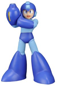 X-Plus Gigantic Capcom Rockman Mega Man 34 Cm