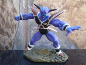 Bandai Dragon Ball Z Capitão Guinyu Gashapon