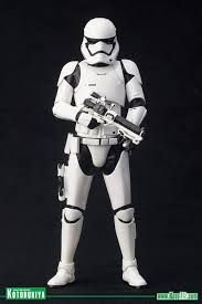 Kotobukiya Star Wars First Order Storm Trooper  Single Pack 1/10 Model Kit