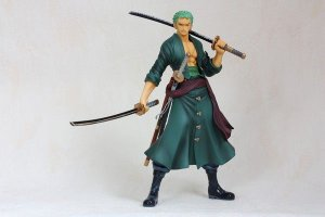 Roronoa Zoro - One Piece - P.O.P - Portrait of Pirates - Sailing Again - Excellent Model Series - Megahouse