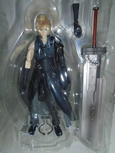 Square-Enix Play Arts Final Fantasy 7 Advent Children Cloud Strife