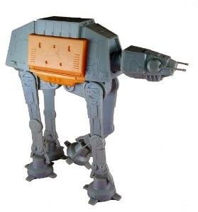 Sega PM Figure Star Wars Rogue One AT-ACT Imperial Walker 1/180